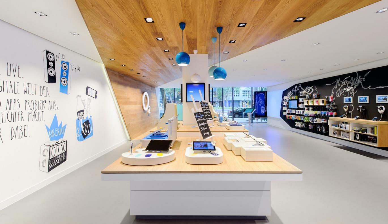 O2 Flagship Store