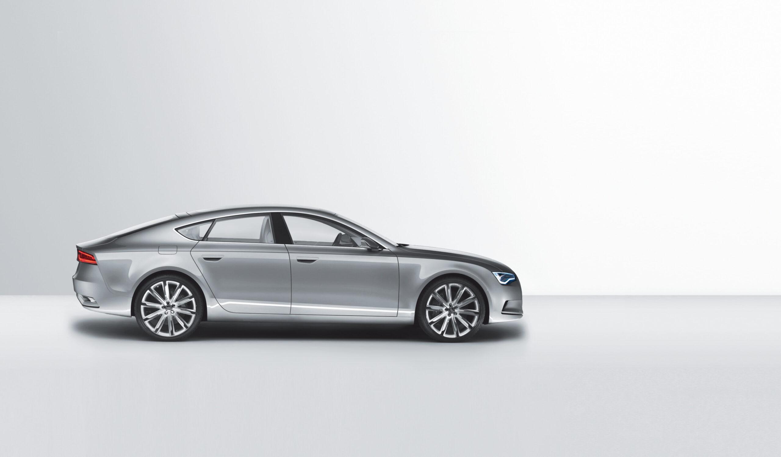 Audi Brand Identity